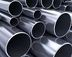 Tubo redondo aço carbono