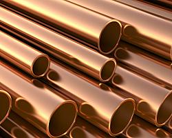 Tubo de cobre de 1 2