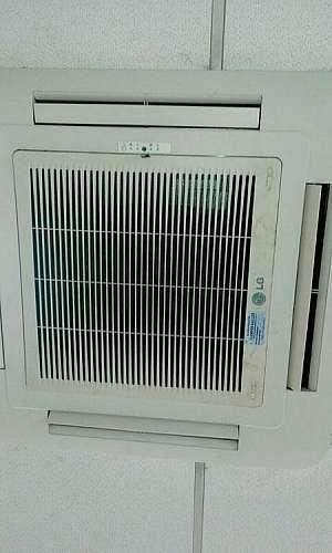 Ar condicionado tipo k7