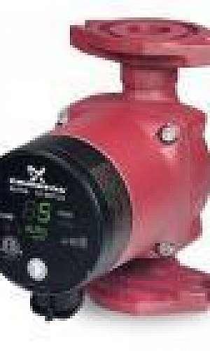 Bomba pressurizadora de água quente