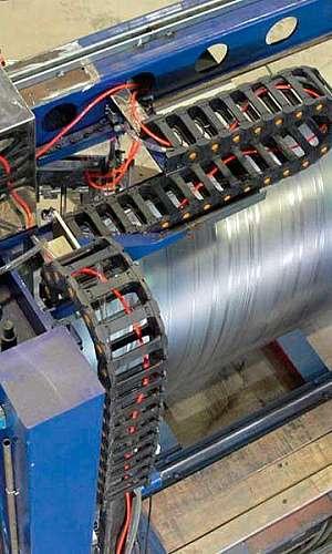 Fábrica de tubo de aço carbono