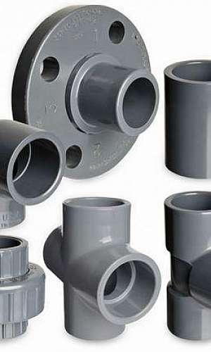 fabrica de tubos e conexões pvc