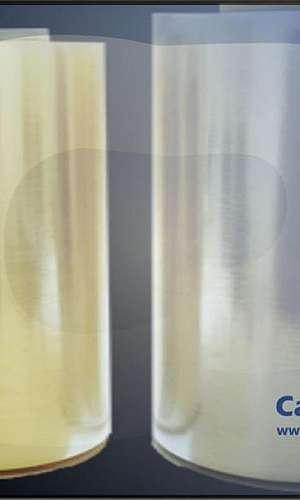 Filme flexível de PVC
