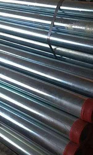 Fornecedor de tubos galvanizados