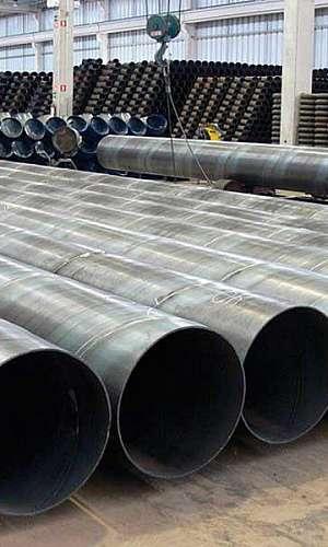 Indústria de tubos de aço