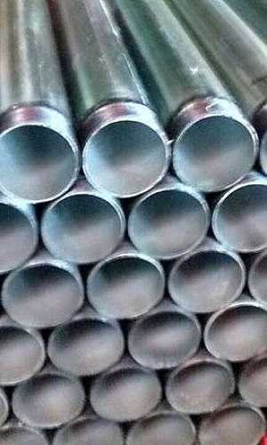 Indústria de tubos galvanizados