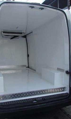 Refrigeração para Vans