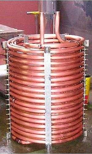 Serpentina de cobre onde comprar