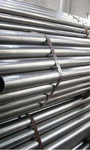 Tubo de aço carbono galvanizado