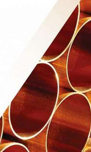 Tubos e conexões de cobre preço
