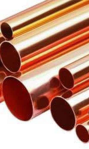 Tubos e conexões de cobre SP