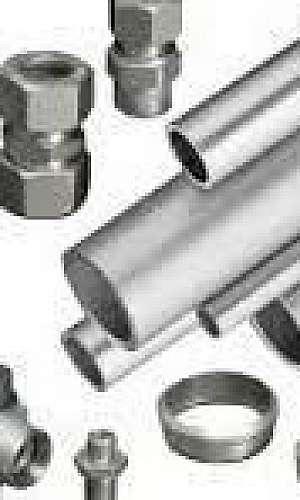 tubos industriais de aço