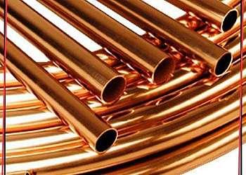 Tubo de cobre 54mm